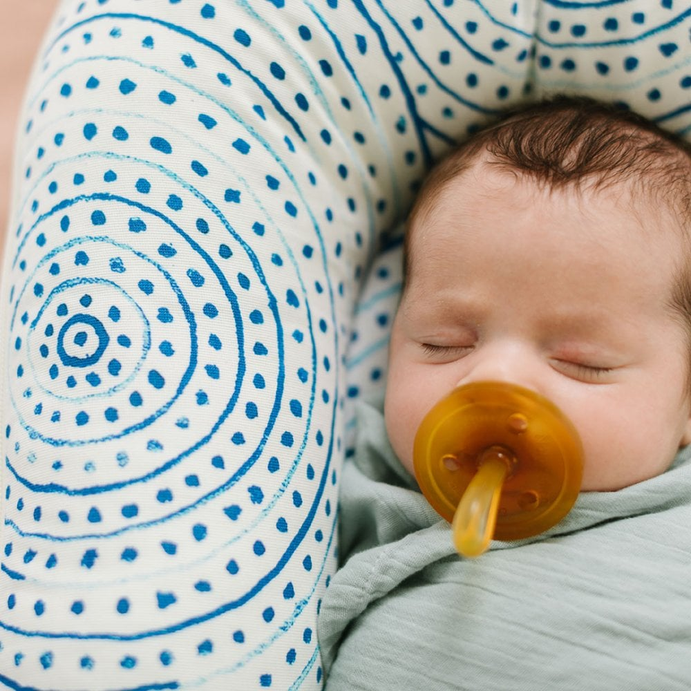 Cyclo Multi-Colour Sleepyhead Deluxe+ Pod Baby Cushion 0-8 Months