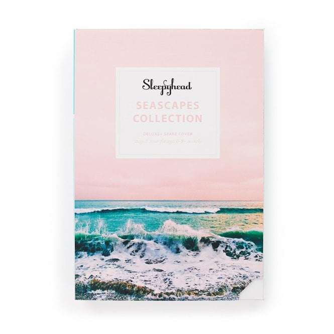Deluxe Plus Replacement Cover - Seascapes - Catalina