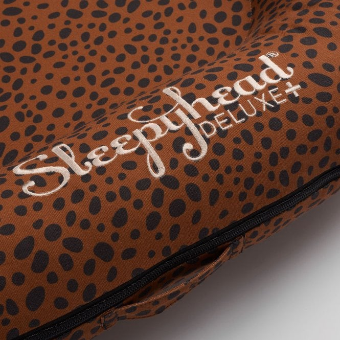 Deluxe Plus Replacement Cover - Wild At Heart - Bronzed Cheetah