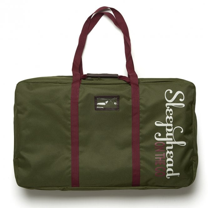 Deluxe Plus Transport Bag - Moss Green