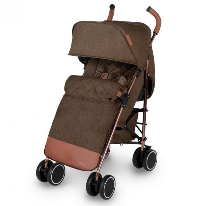 Discovery Max Pushchair - Khaki On Rose Gold