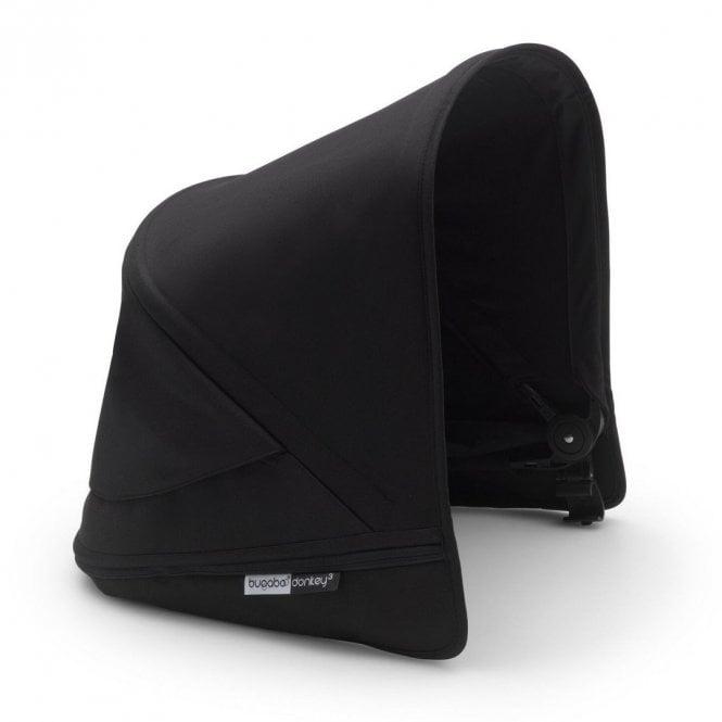 Donkey 3 Pushchair Sun Canopy - Black