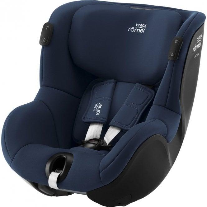 DualFix iSENSE Car Seat - Indigo Blue