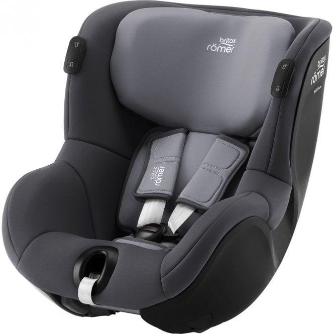 DualFix iSENSE Car Seat - Midnight Grey