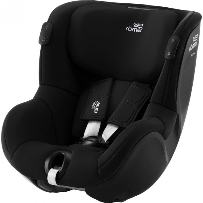 DualFix iSENSE Car Seat - Space Black