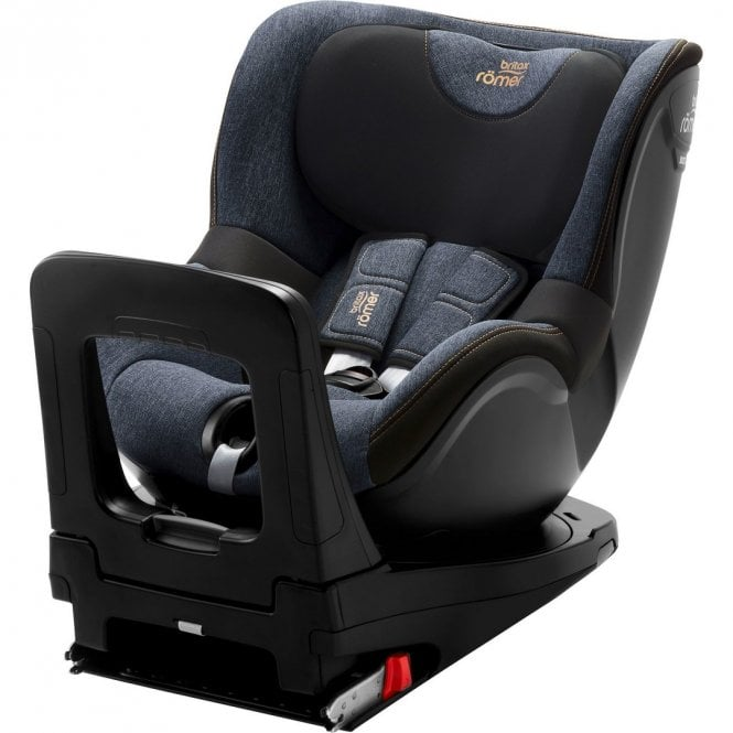 DualFix M i-Size Car Seat - Blue Marble