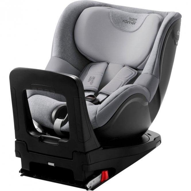 DualFix M i-Size Car Seat - Grey Marble