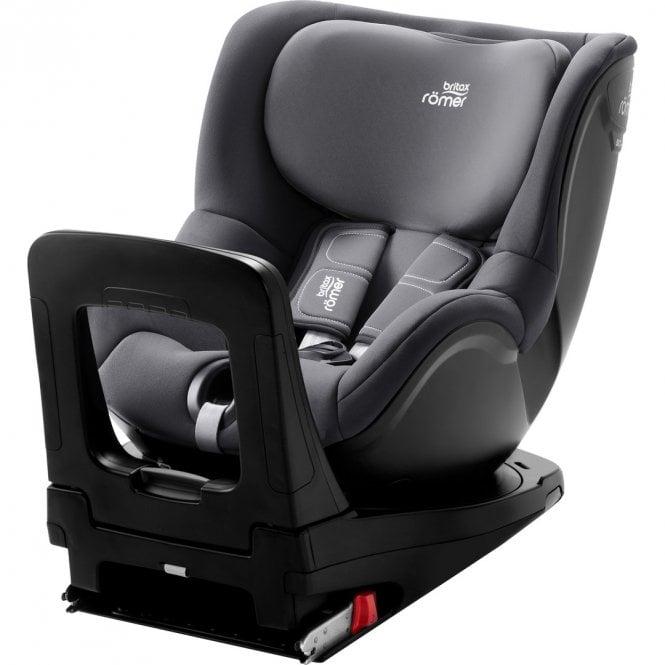 DualFix M i-Size Car Seat - Storm Grey