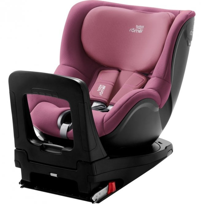 DualFix M i-Size Car Seat - Wine Rose