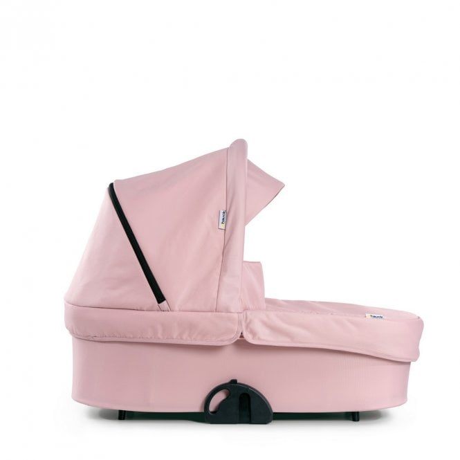 Eagle 4S Carrycot - Pink / Grey