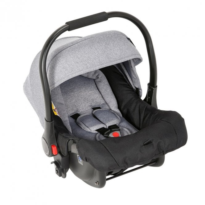 Easy Twin Group 0+ Car Seat - Grey