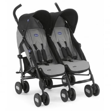 Echo Twin Pushchair