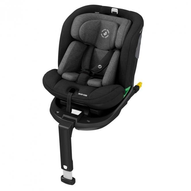 Emerald i-Size Car Seat - Authentic Black