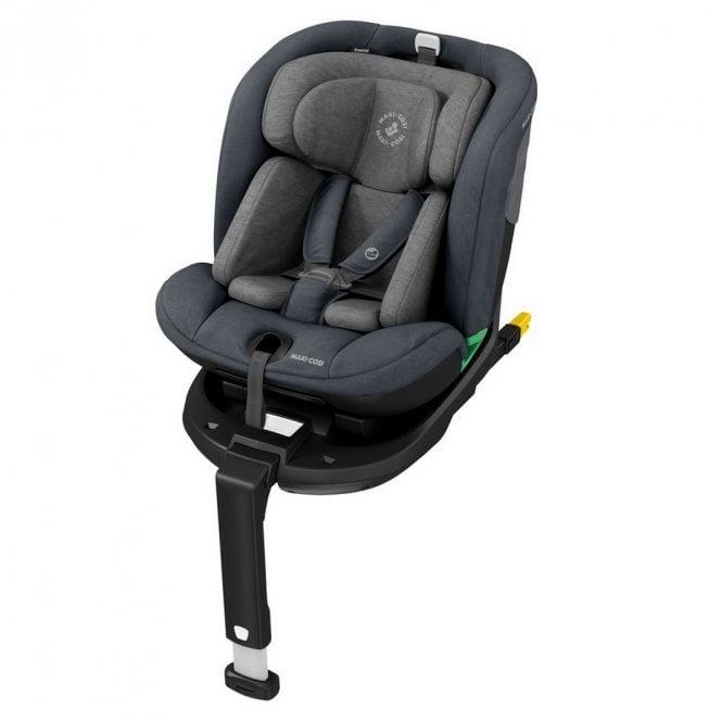 Emerald i-Size Car Seat - Authentic Graphite