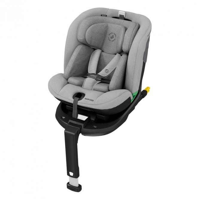 Emerald i-Size Car Seat - Authentic Grey