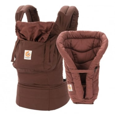 Bundle Of Joy Organic Baby Carrier + Infant Insert