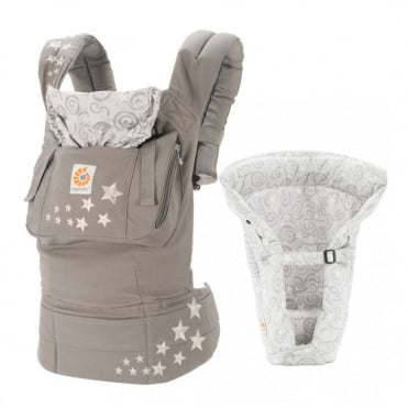 Bundle Of Joy Original Baby Carrier + Easy Snug Infant Insert