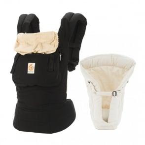 Bundle Of Joy Original Baby Carrier + Easy Snug Infant Insert