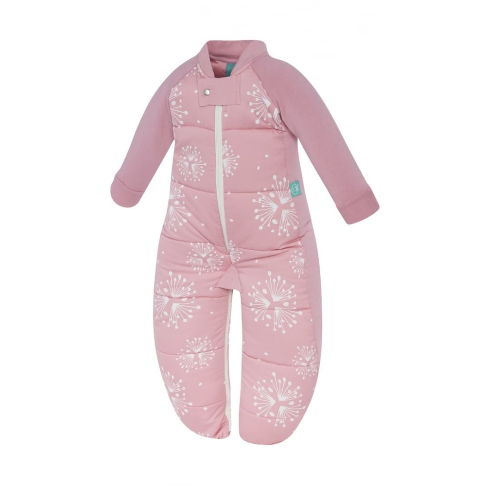 Sleeping Bags / Sleep Suits Like swaddles and wraps, sleeping bags and sleep suits are a perfect way to keep your baby warm and snug. Available from newborn sizes to 3 years of age, these cute sleeping bags are a great addition to any nursery.