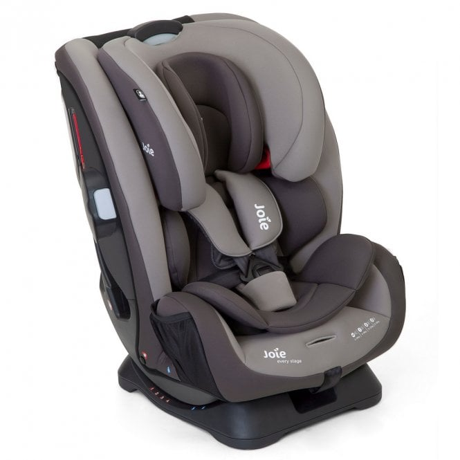 Every Stage 0+ 1 2 3 Car Seat - Dark Pewter
