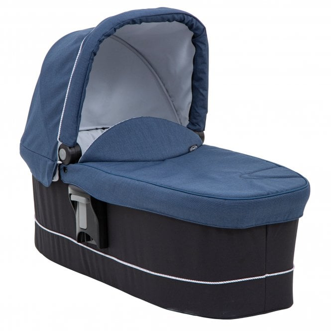 Evo Avant Luxury Carrycot - Ink