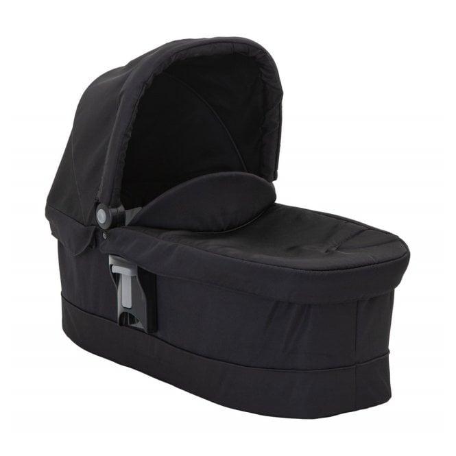 Evo Luxury Carrycot - Black / Grey