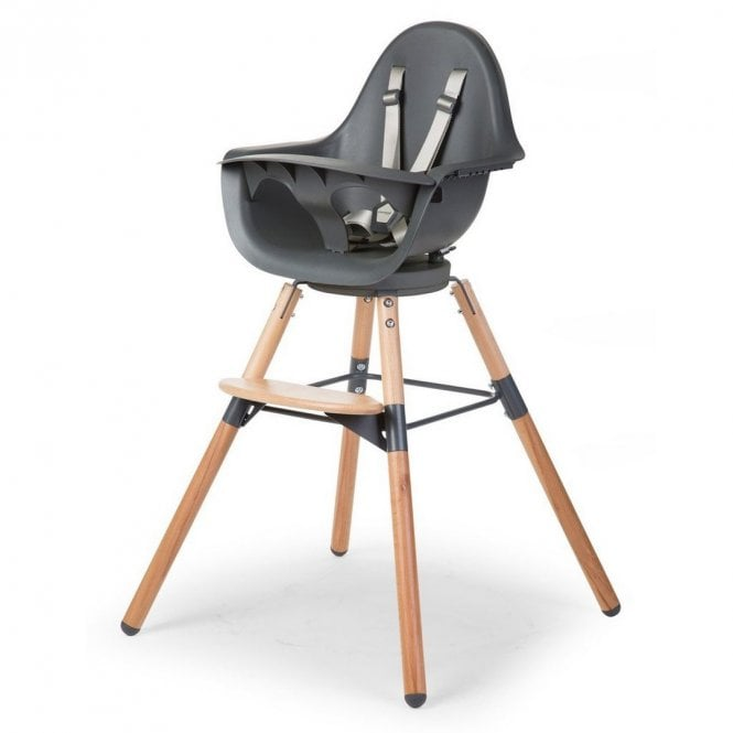 Evolu One.80 Highchair - Natural / Anthracite