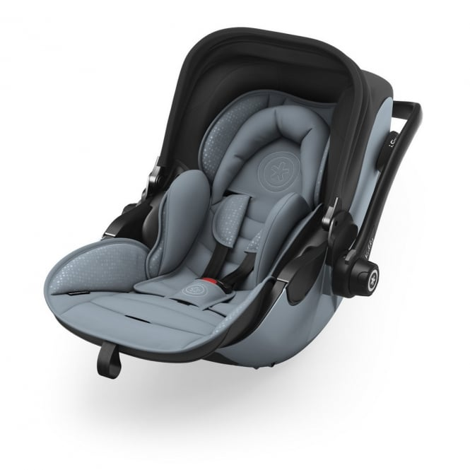 Evoluna i-Size 2 Car Seat and ISOfix Base 2