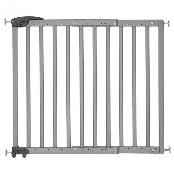 Extendable Safety Gate - Deco Pop Grey