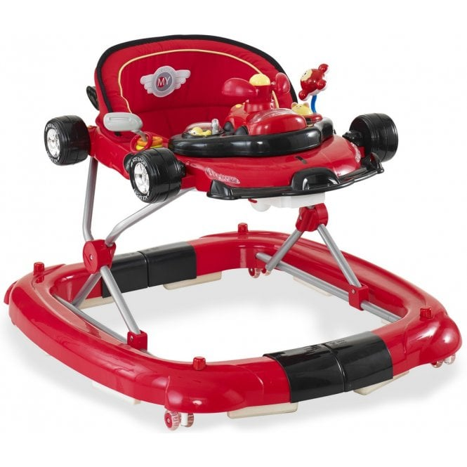 F1 Baby Walker - Racing Red