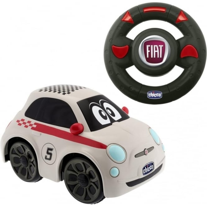 Fiat 500 Sport Radio Controlled Car (Discontinued 07 May 2020)