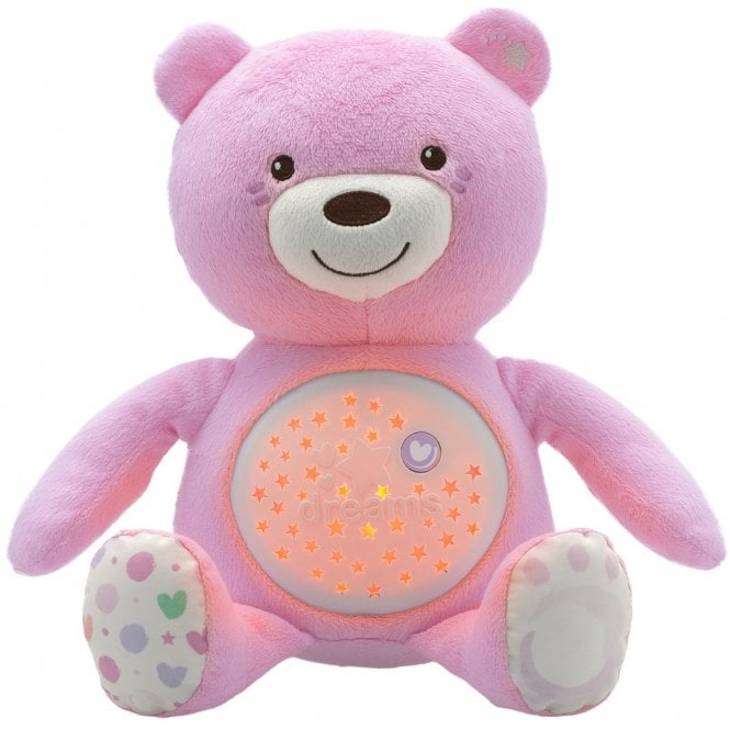 First Dreams Baby Bear Night Projector