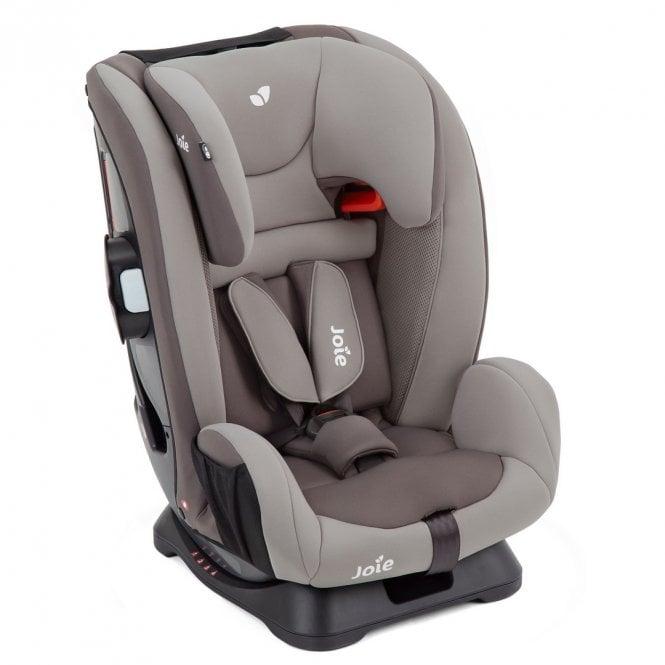 Fortifi Group 123 Car Seat - Dark Pewter