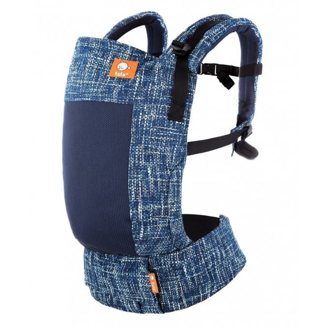 Free to Grow Baby Carrier - Coast Blues