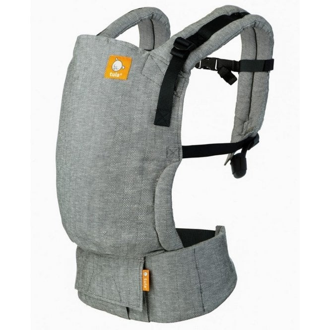 Free to Grow Baby Carrier - Linen Collection - Ash