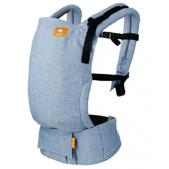 Free to Grow Baby Carrier - Linen Collection - Rain