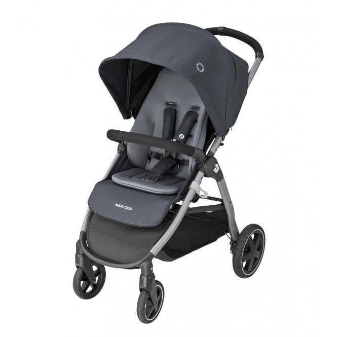 Gia Pushchair - Essential Graphite