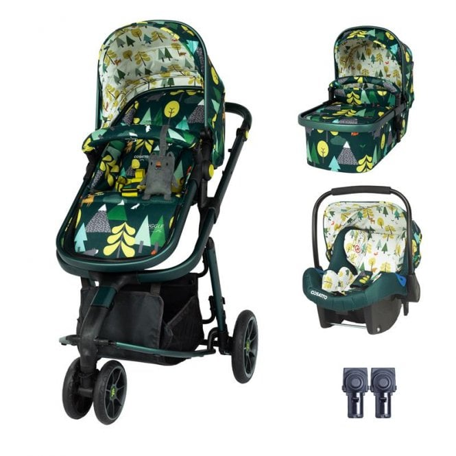 Giggle 3 Travel System Bundle - Into The Wild