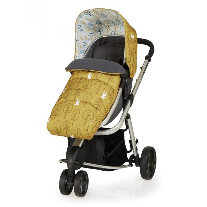 Giggle Mix Pram and Pushchair