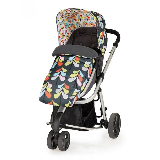 Giggle Mix Pram & Pushchair