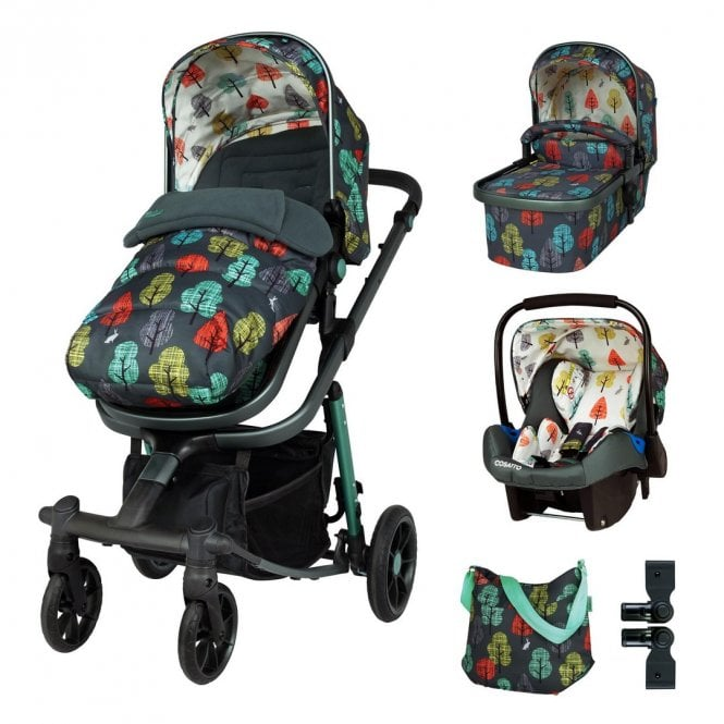 Giggle Quad Marvellous Bundle - Hare Wood