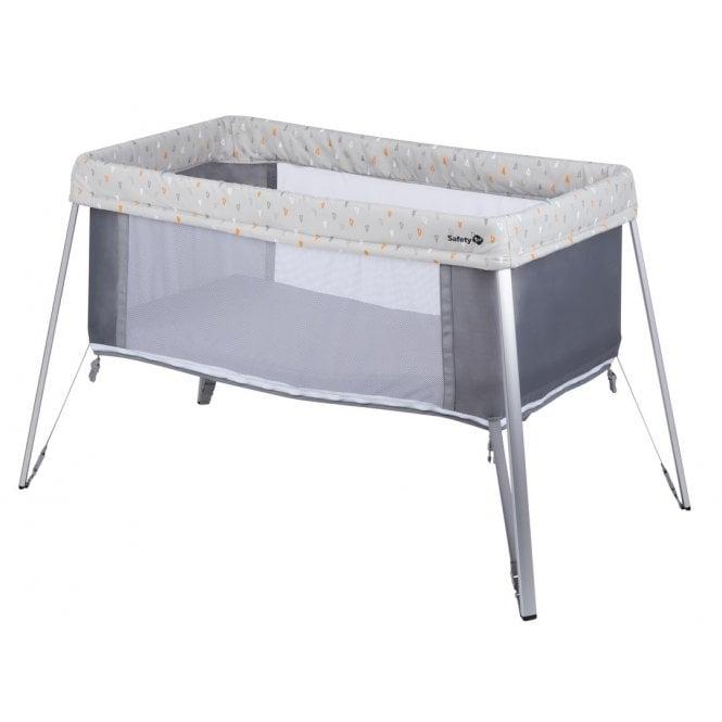 Globe Dreamer Crib - Warm Grey