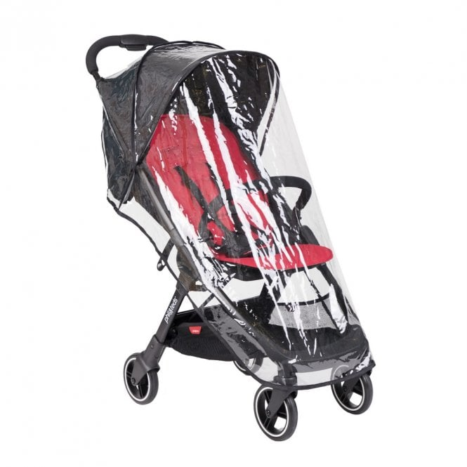 Go Pushchair Storm And Mesh Cover Set