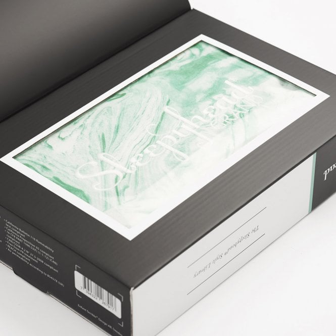 Grand Replacement Cover - Fairytale - Emerald Marble