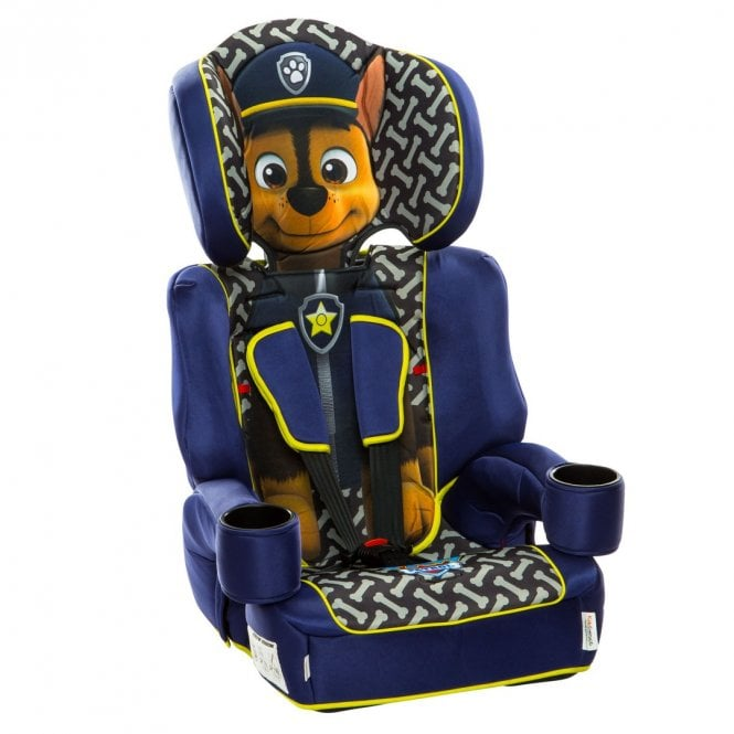Group 1/2/3 Car Seat - Paw Patrol Chase