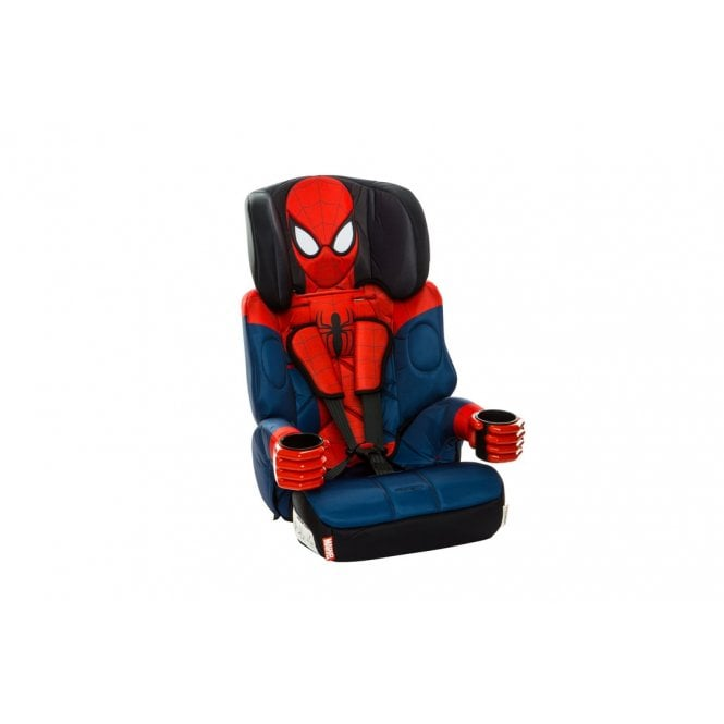 Group 1 / 2 / 3 Car Seat - Spiderman