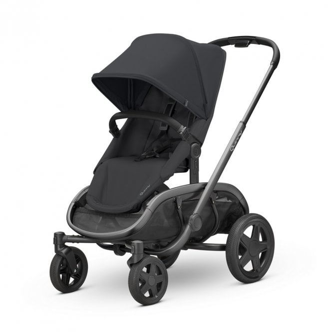 Hubb Pushchair - Black