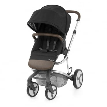 Hybrid Edge Pushchair