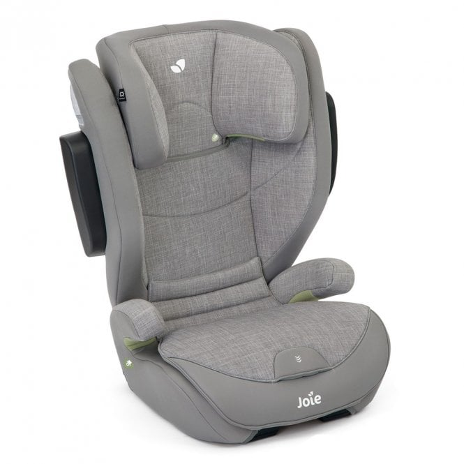 i-Traver i-Size Group 2 3 Car Seat - Grey Flannel