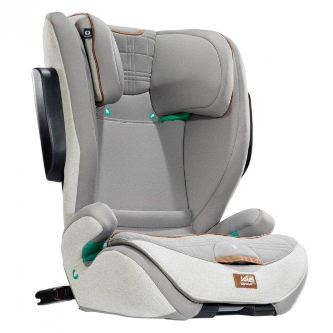 i-Traver Signature i-Size Group 2 3 Car Seat - Oyster